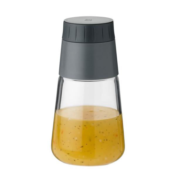Glas Dressingshaker by Rig-Tig, grau