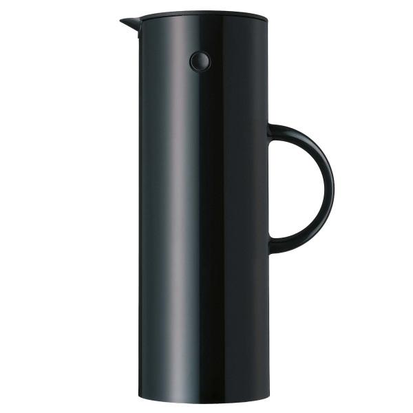 Isolierkanne EM77 schwarz 1l