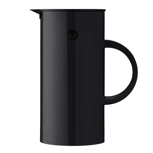 Isolierkanne schwarz 0,5l