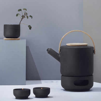 stelton st vchen f r teekanne theo. Black Bedroom Furniture Sets. Home Design Ideas