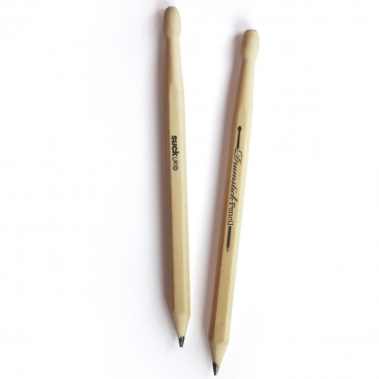 Drumsticks Pencil / Bleistift 2er-Set