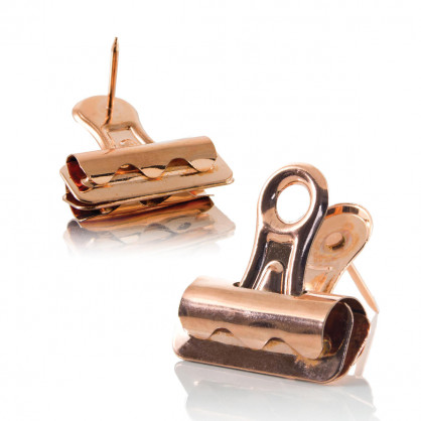 Push Pin Clips - 12 Stück