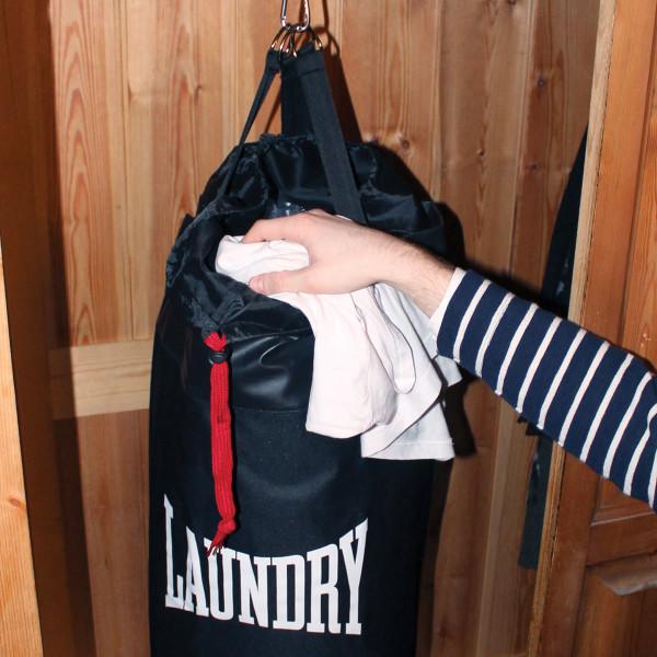 suck uk w schesammler boxsack punch bag laundry. Black Bedroom Furniture Sets. Home Design Ideas