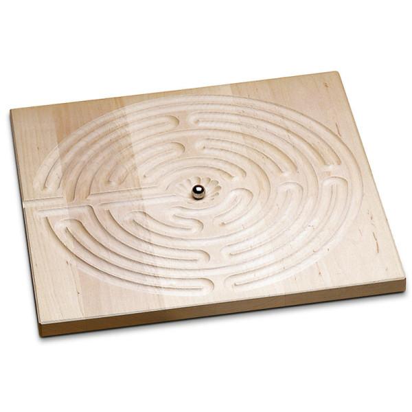 Kugel-Labyrinth von Chartres