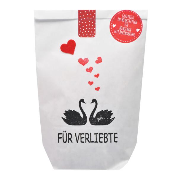 Wundertüte - Für Verliebte - von Wunderle. Geschenktüte Liebe - Geschenk für Verliebte zum Valentin, Hochzeit ... - Wundertüten.