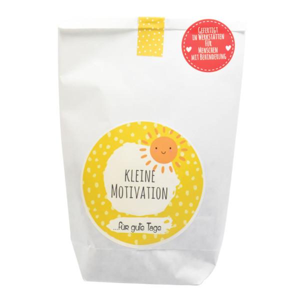 Wunderle Wundertüte - Kleine Motivation für gute Tage - befüllt mit netten Kleinigkeiten zur Motivation.
