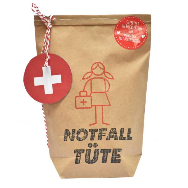 Wundertüte Notfall Tüte Krankenschwester