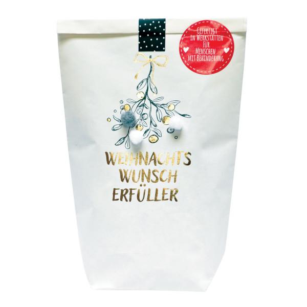 Weihnachtswunscherfüller Wundertüte Wunderle. XMAS Weihnachtstüte Wunscherfüller. Weihnachten Geschenktüten.