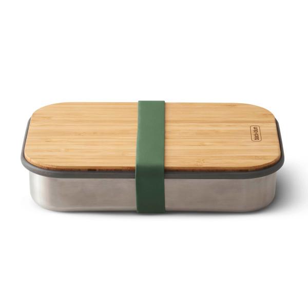 Sandwich Box Edelstahl, olive