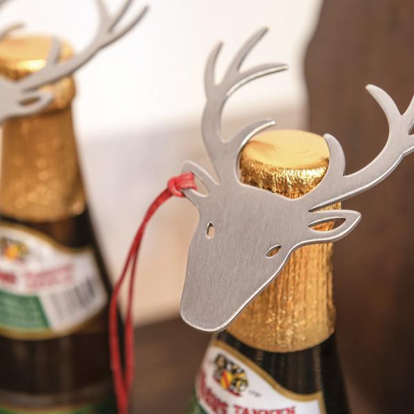 designimdorf flaschen ffner deer up hirsch. Black Bedroom Furniture Sets. Home Design Ideas