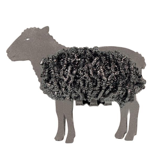 Stahlwolle-Halter Schaf Matilda