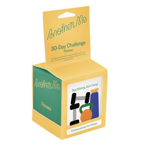 Fitnessbox, 30-Tage Challenge von DOIY Design (englische Version)