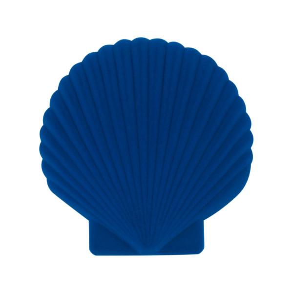 Schmuckschatulle blau - Shell Venus von doiy Design. Jewelery Box Muschel Schmuckdose. Klappbare Schmuckschatulle.
