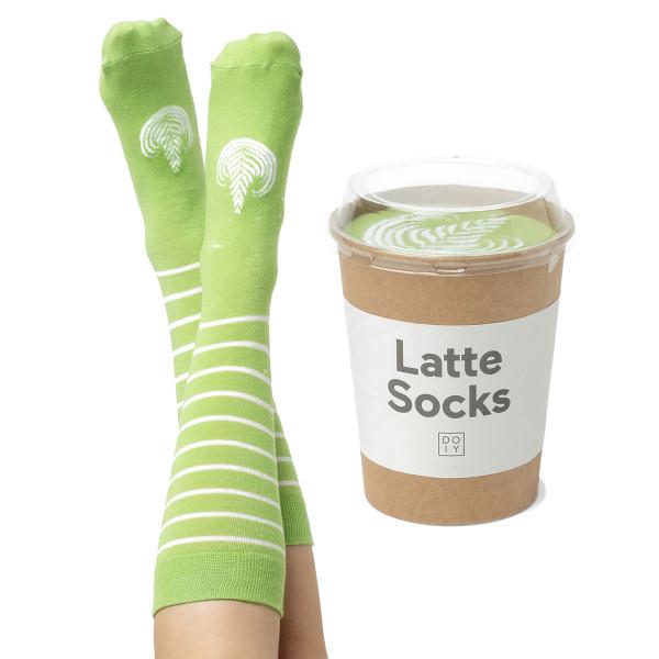 Socken Tee - Latte Socks Tea Matcha