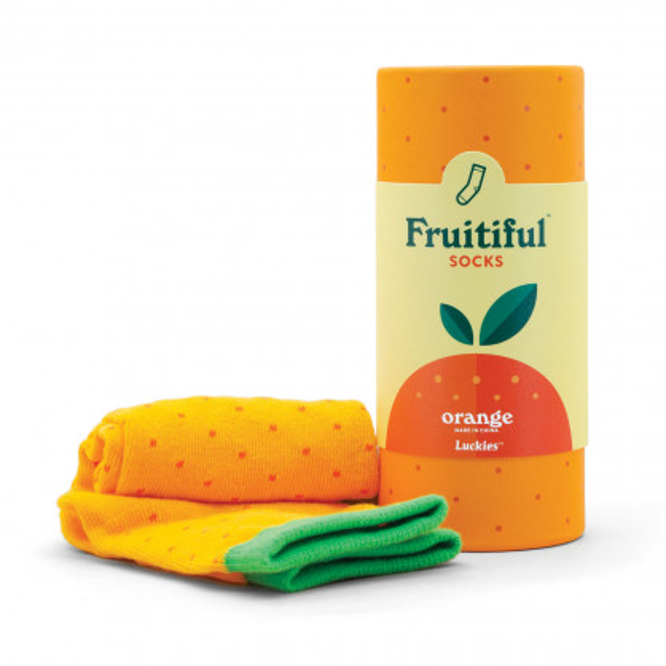 Socken - Fruitiful Socks Orange