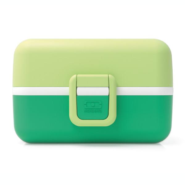 Kinder Lunchbox MB TRESOR, Apple grün