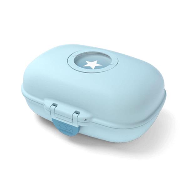 Snackbox MB GRAM: die kleine Kinderlunchbox von monbento in iceberg blau