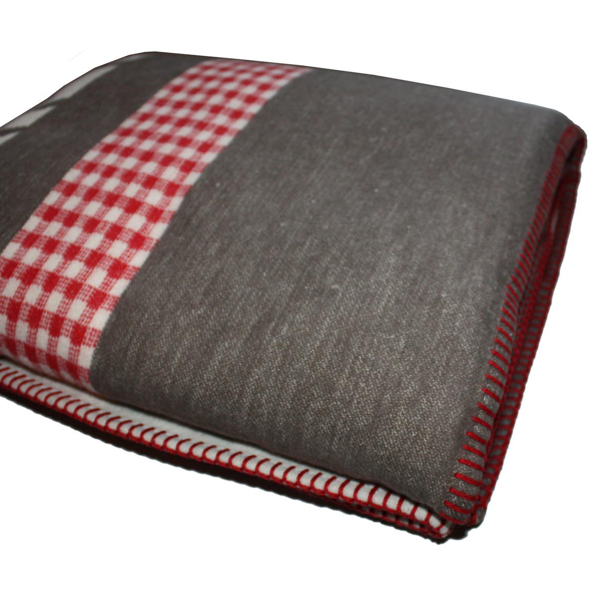 david fussenegger decke jade hirsch 200x150 cm. Black Bedroom Furniture Sets. Home Design Ideas