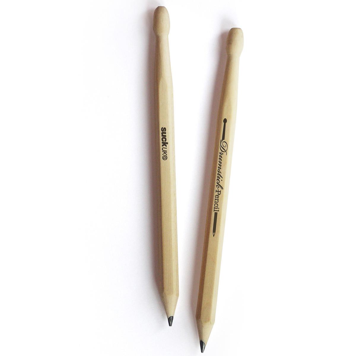 uk drumsticks pencil bleistift 2er set
