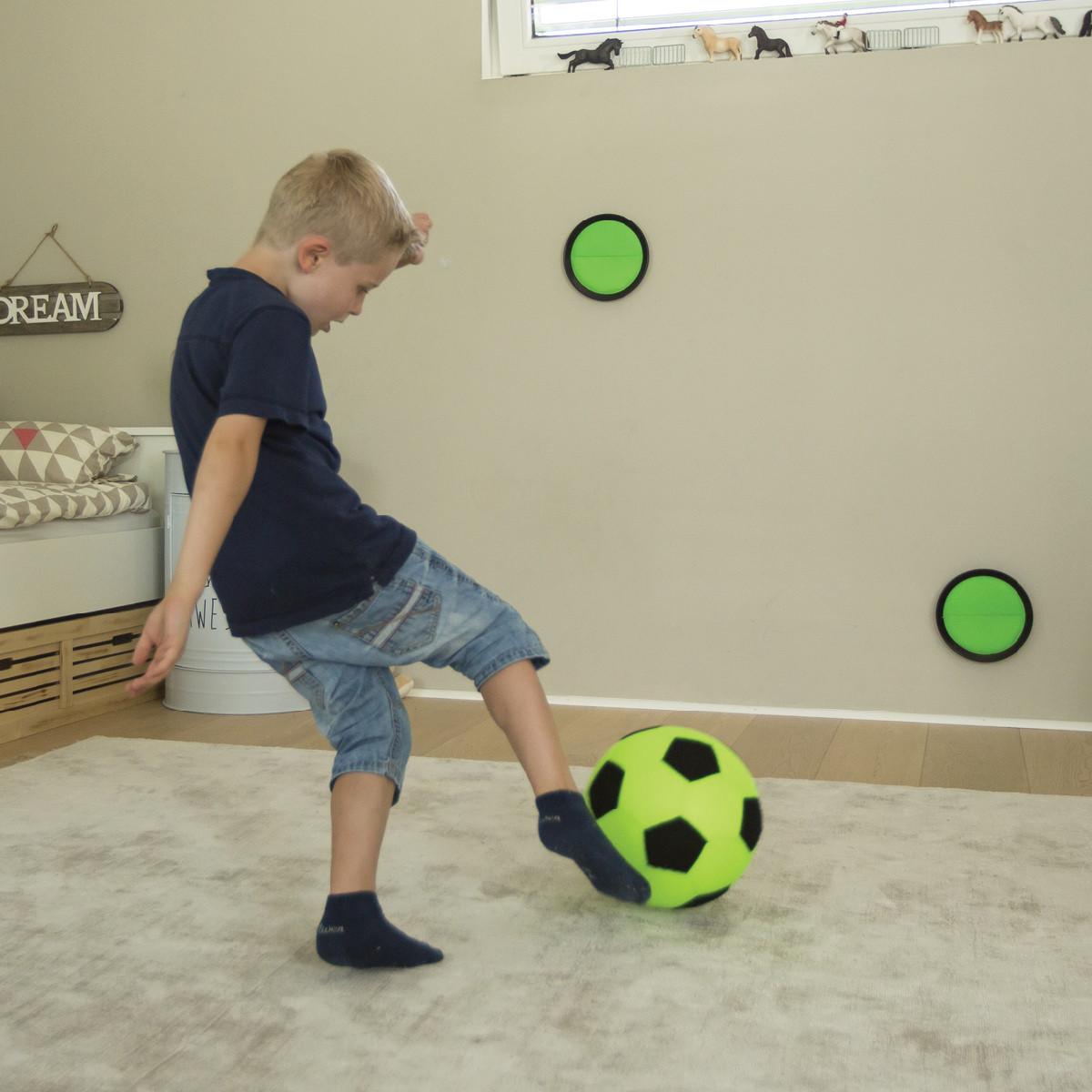 MyMinigolf Kick & Stick, die Torwand fürs Kinderzimmer