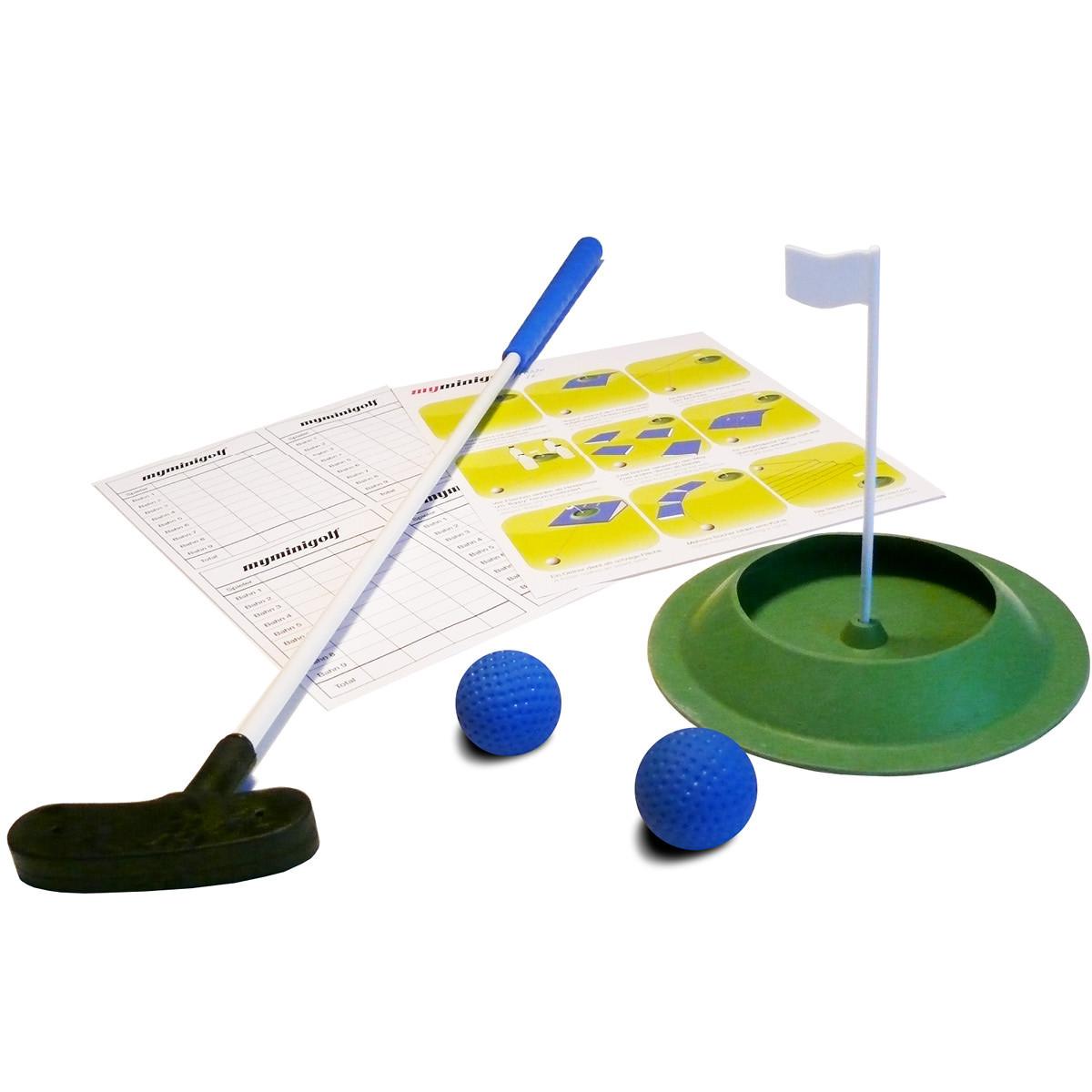 MyMinigolf Minigolfspiel Kinderset - Floppy Starter Kit