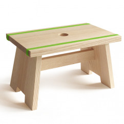 Fu�schemel Little Stool gr�n
