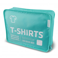 T-Shirts Beutel HF In-Luggage Pouch, hellblau
