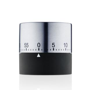 Kurzzeitmesser Küchenuhr, Eieruhr, Timer, Küchentimer - PUNCTO von Blomus Design - Edelstahl - magnetisch
