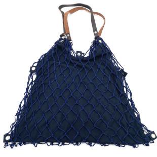 Einkaufsnetz de Luxe dunkelblau