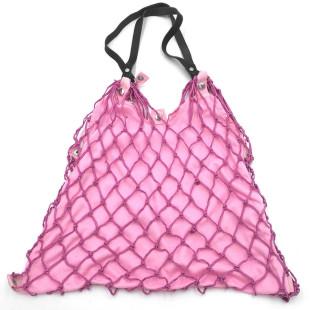Einkaufsnetz de Luxe pink