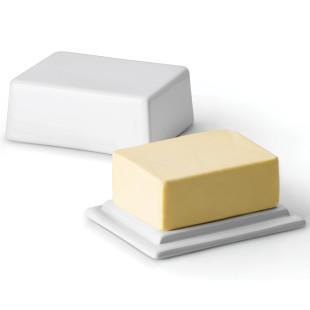Butterdose aus Keramik 250g