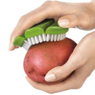 Flexible Gemüsebürste