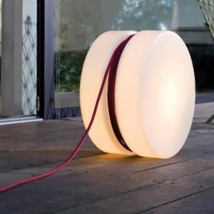 Extravagante Designerlampe YOYO von DEPOT4DESIGN - das Original! Bodenlampe, Designleuchte, Beistelltisch - Jojo Design.