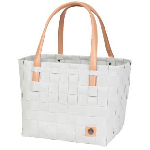 Einkaufs- oder Strandtasche Shopper COLOR BLOCK S, misty grey