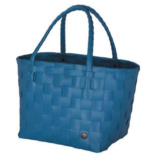 Tasche, Strandtasche, Einkaufstasche - Paris Shopper - denim - blau - Handed By