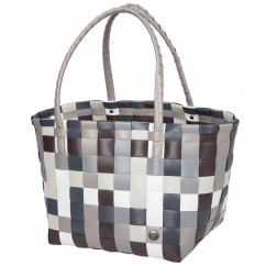 Paris Shopper Tasche natural mix von Handed By. Das Original!