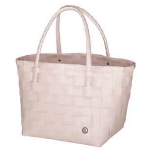 Paris Shopper Tasche in nude (zartrosa) von Handed By. Das Original!