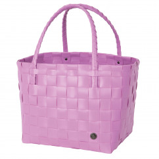 Flieder Einkaufstasche, Strandtasche, Einkaufskorb, Henkeltasche, Shopper ... Paris S orchid pink von Handed By. Fair und sozial produziert!