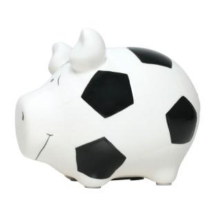 Sparschwein Fußballschwein