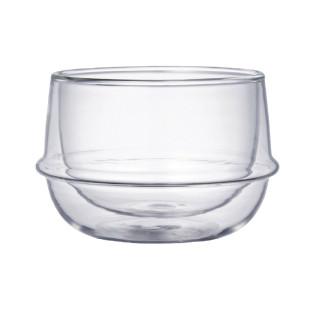 Glas doppelwandig KRONOS - Teeglas 200ml