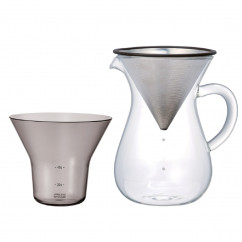Kaffeekanne 4Cups Set 600 ml
