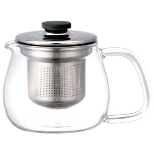 Teekanne UNITEA mit Edelstahl-Teesieb 400ml