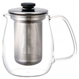 Teekanne UNITEA mit Edelstahl-Teesieb 720 ml