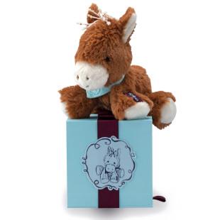 Stofftier Pferd Les Amis - 19 cm