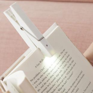 Klammernlicht / Clothespin Clip Light
