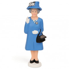 Solar Queen blau mit Hut, Limited Derby Edtion