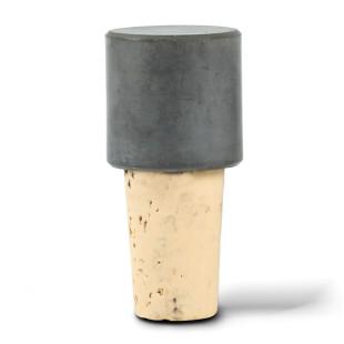 Flaschenverschluss - Beton und Kork - Korn Produkte
