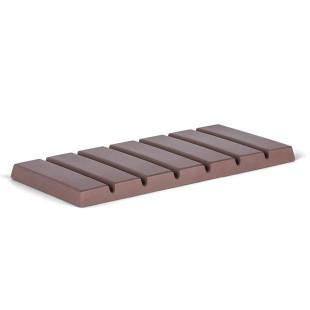 Schokoladentafel aus Beton von Korn Produkte.