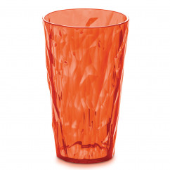 Becher 400ml Club CRYSTAL 2.0, orange