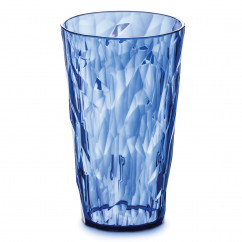 Glas / Becher 400 ml CLUB L blau
